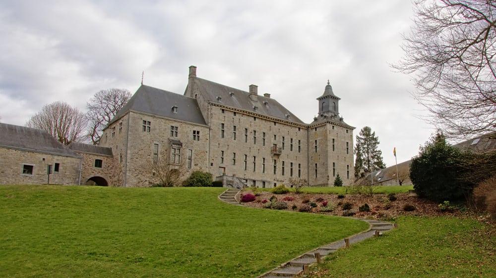 Castle in Aywaille
