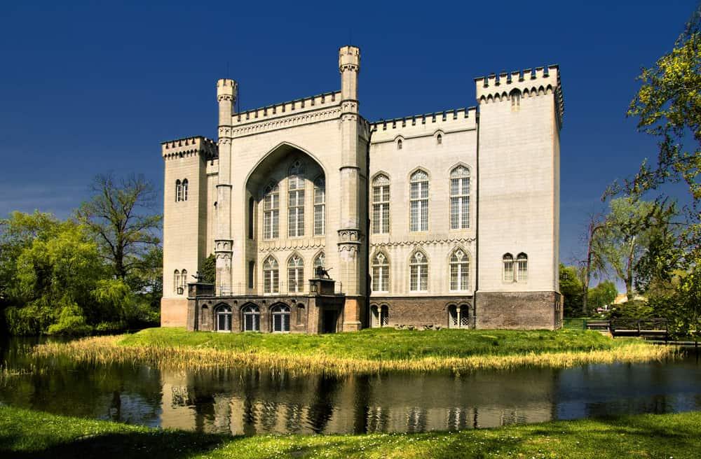 Castle in Kornik