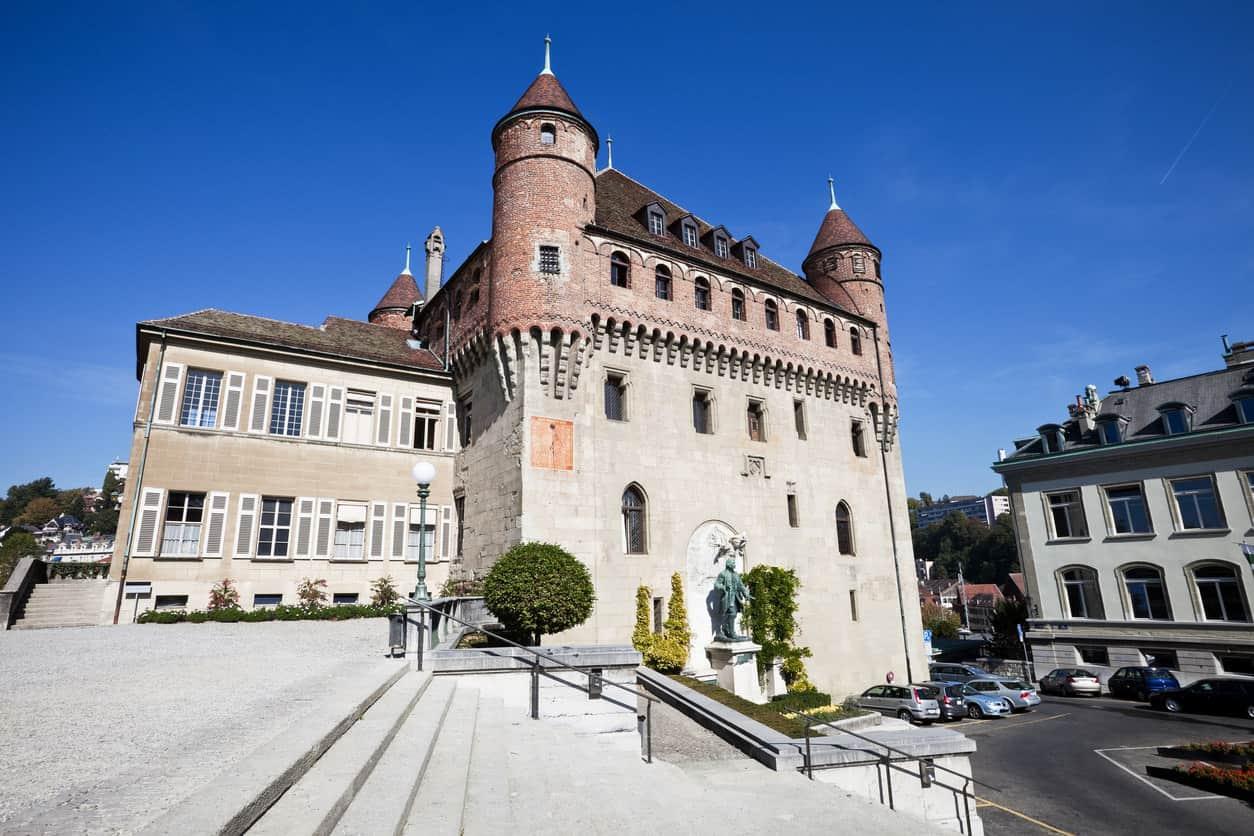Chateau St. Maire
