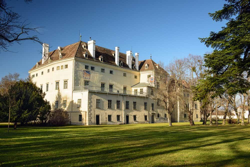 Castle in Laxenburg