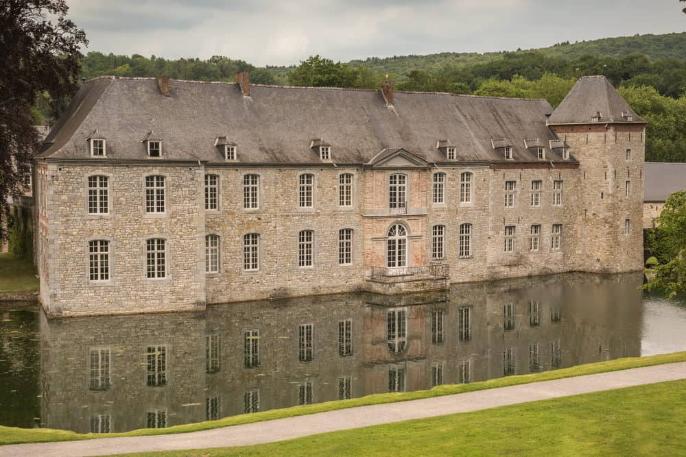 Castle of Annevoie