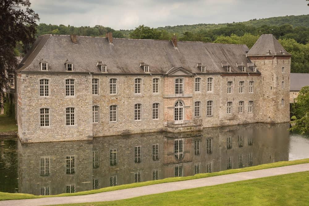 Castle of Annevoie