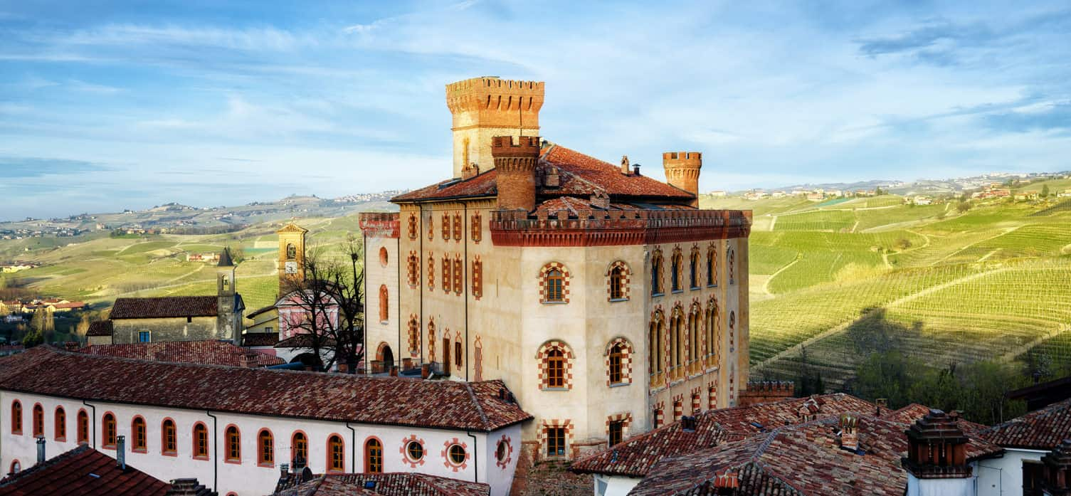 castle of Barolo