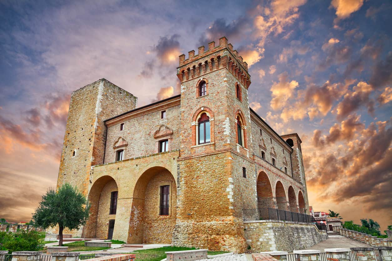 castle of Crecchio
