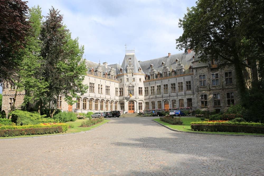 Castle of Ham-sur-Heure