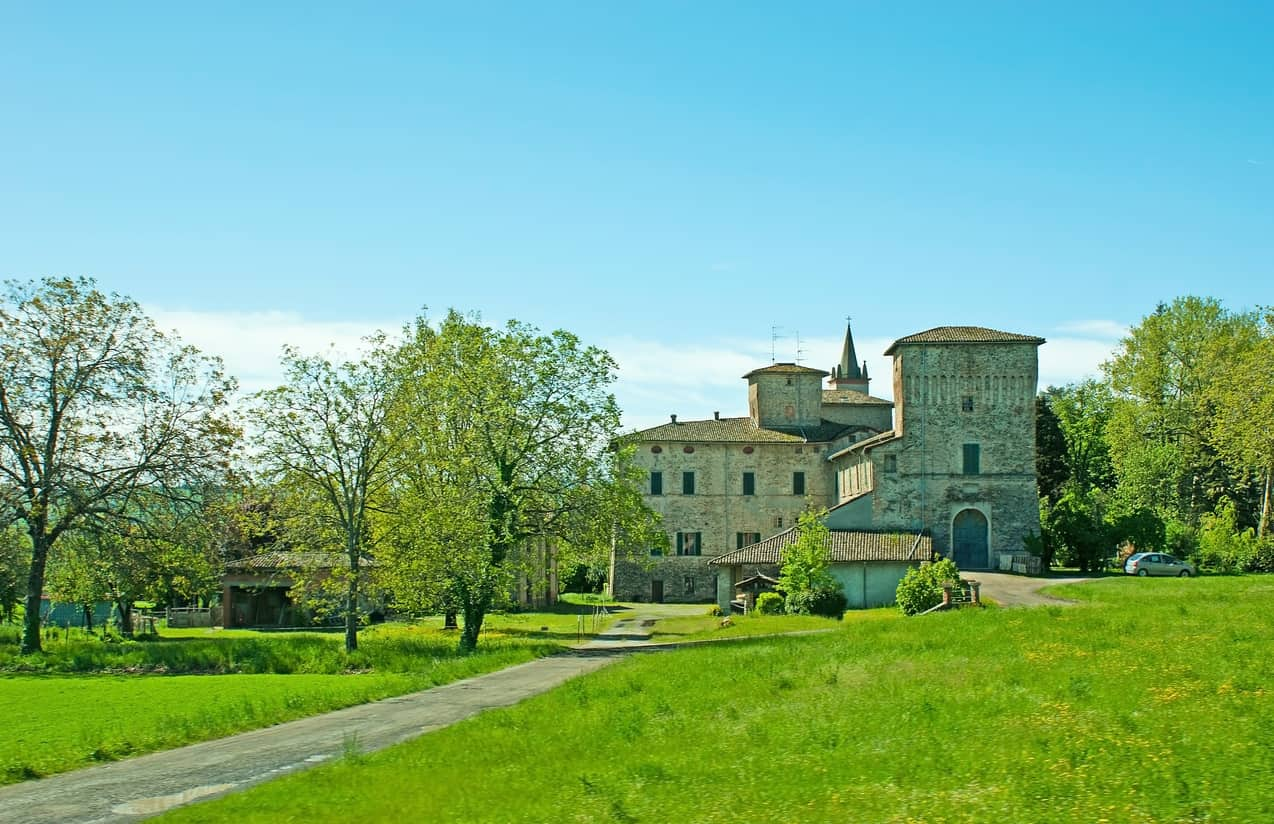 The Castle of Panoccia