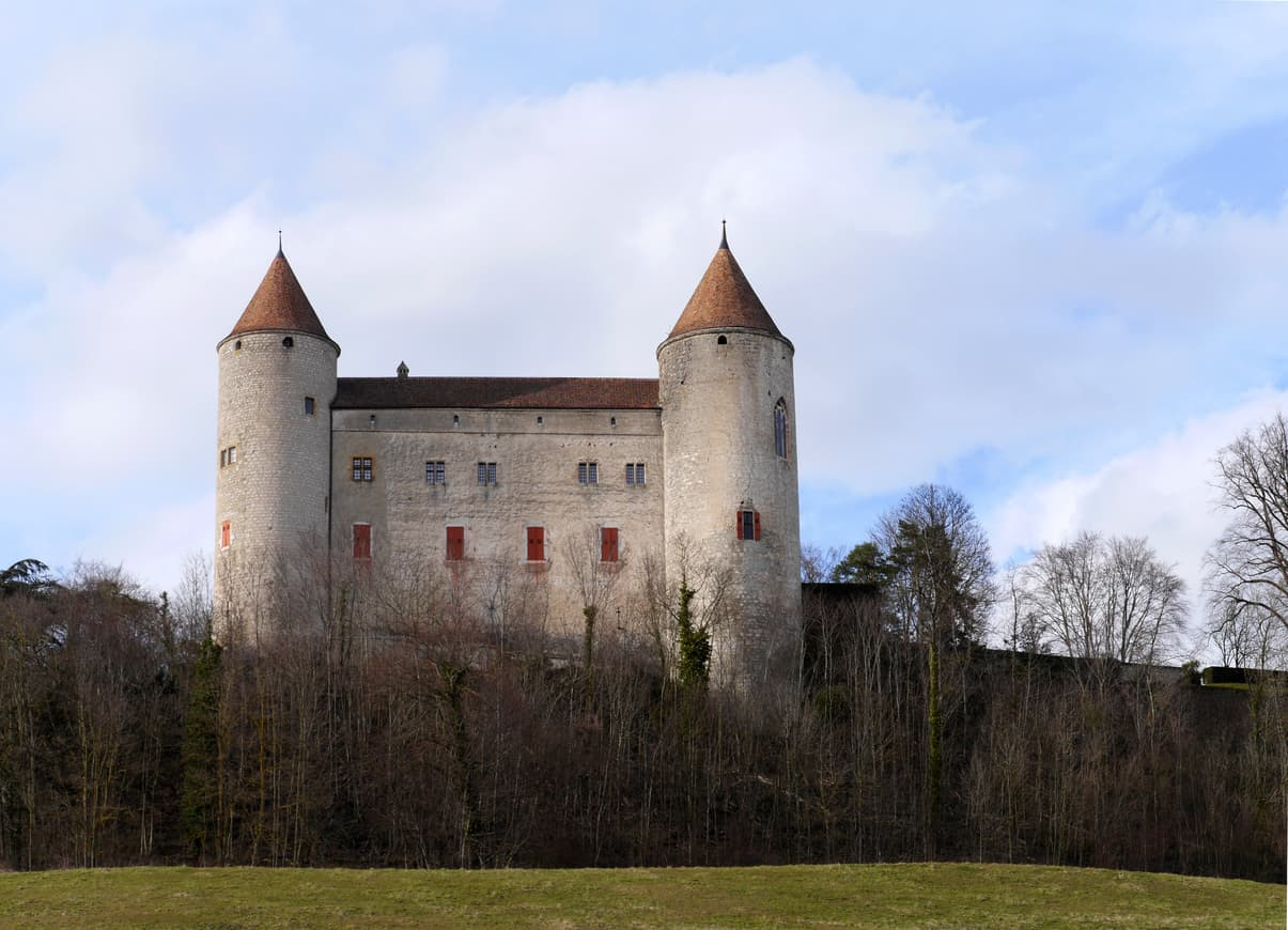 Champvent Castle