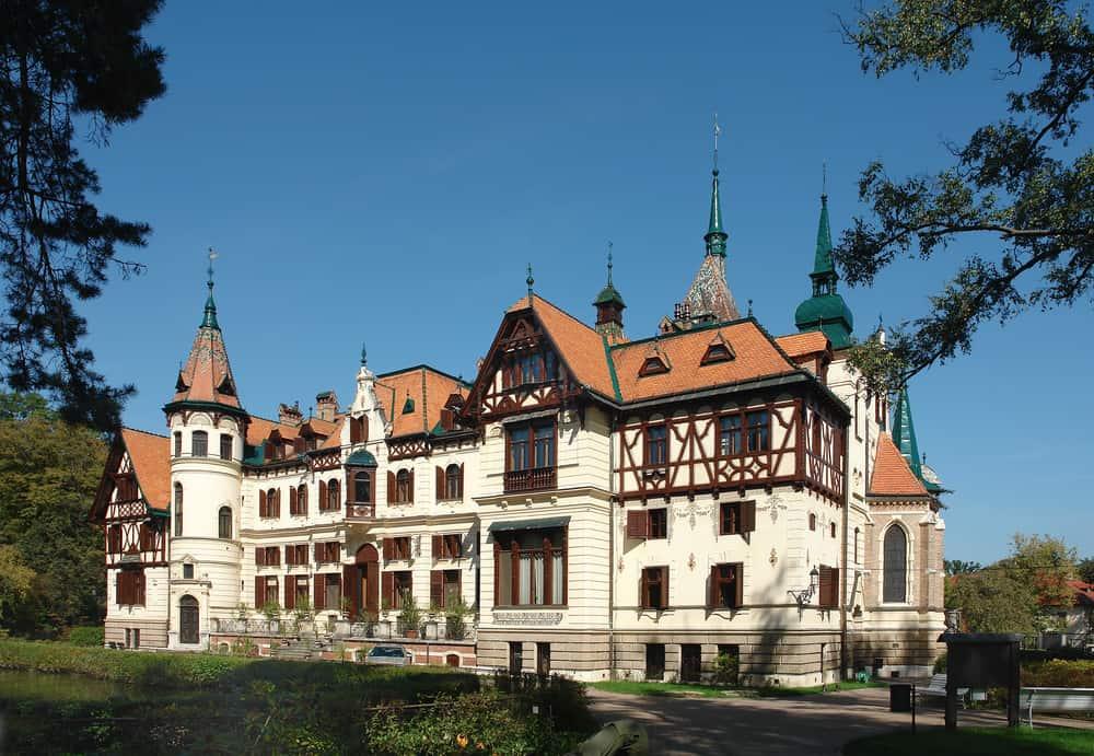Chateau Lesna