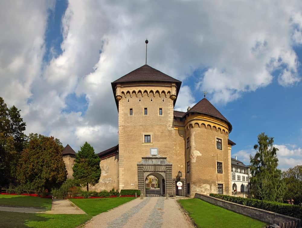 Chateau Velke Mezirici