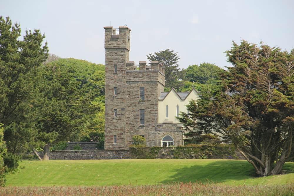 Coolmain Castle