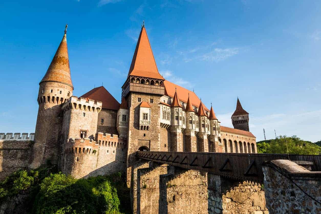 Corvin (Hunyadi) Castle