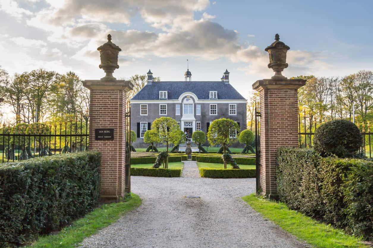 Estate house Den Berg in Dalfsen MIllingen