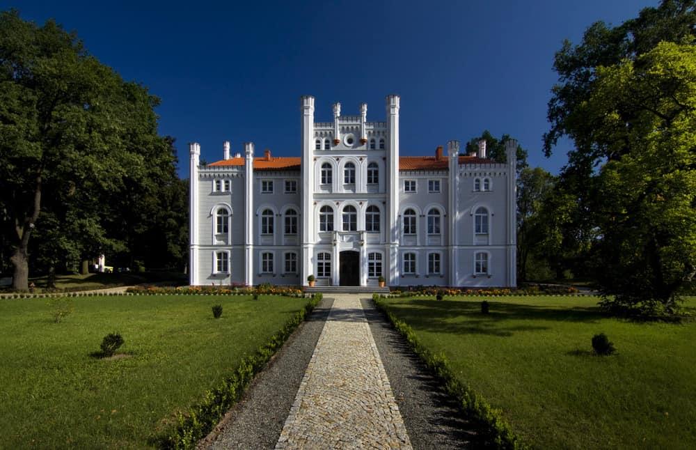 Drzeczkowo Palace