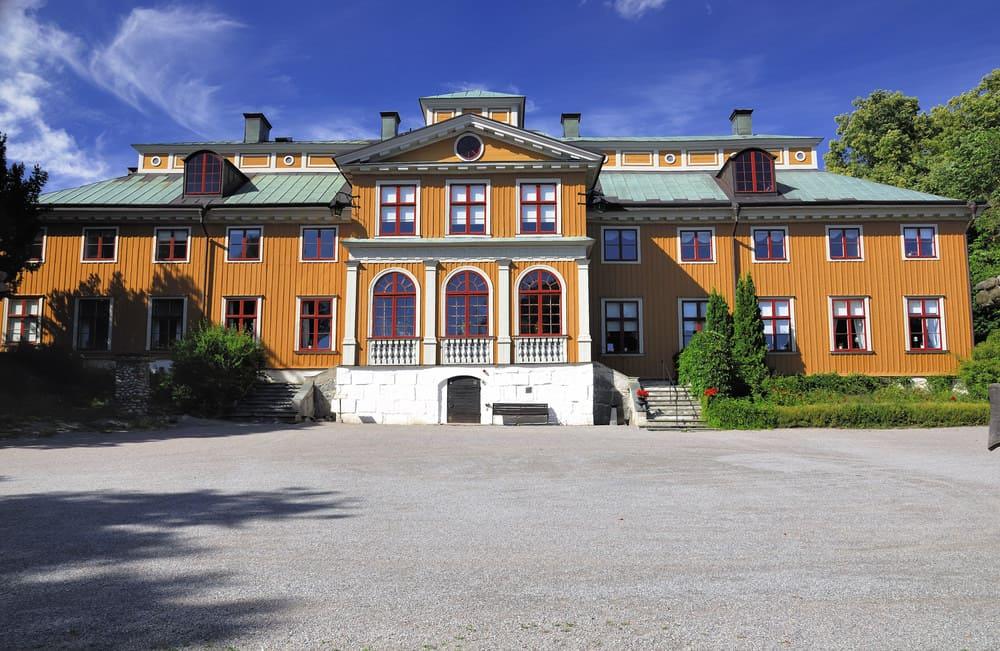 Ekebyhovs manor house