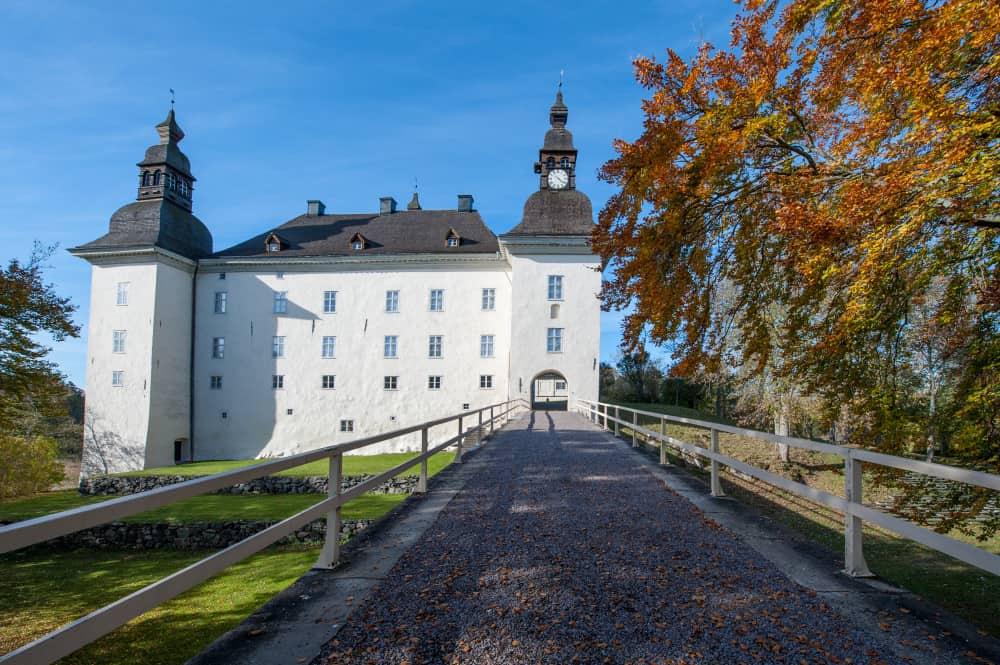 Ekenas castle