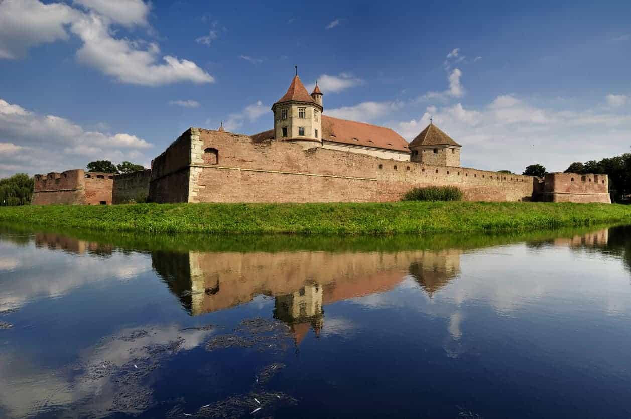 Fagaras Castle