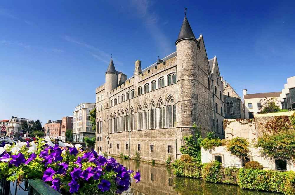 Geeraard the Devil Castle