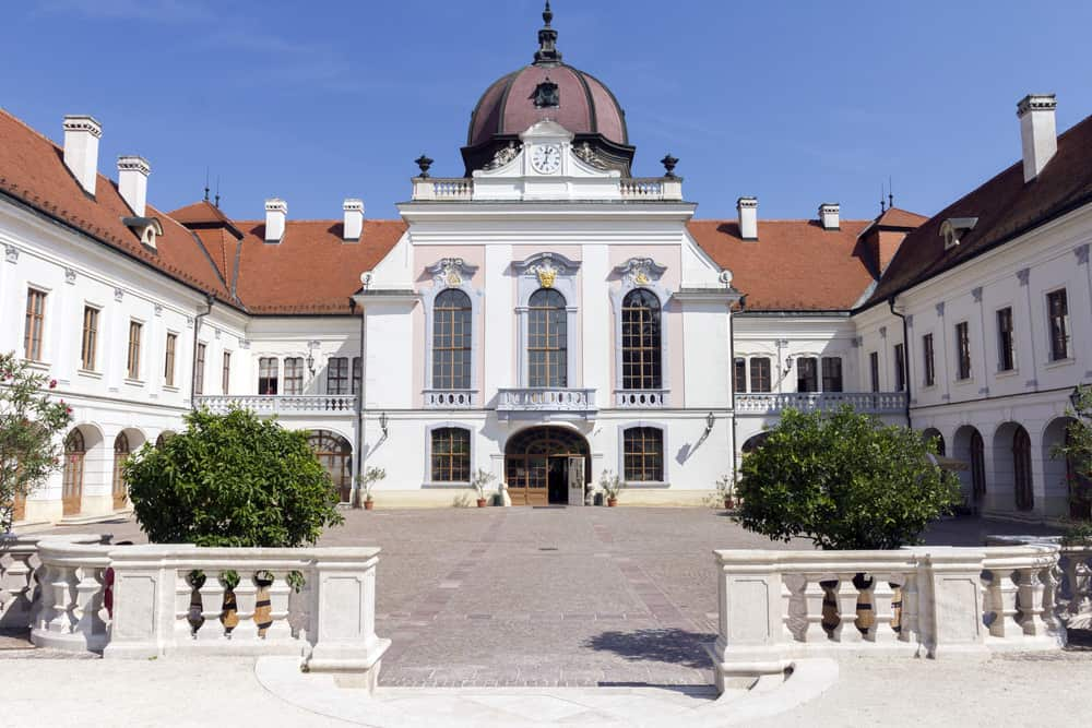 Godollo Castle