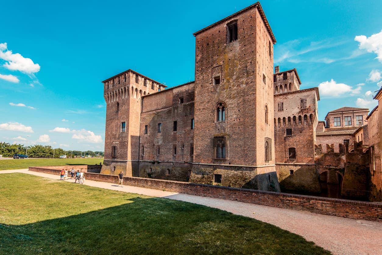 Gonzaga Saint George castle