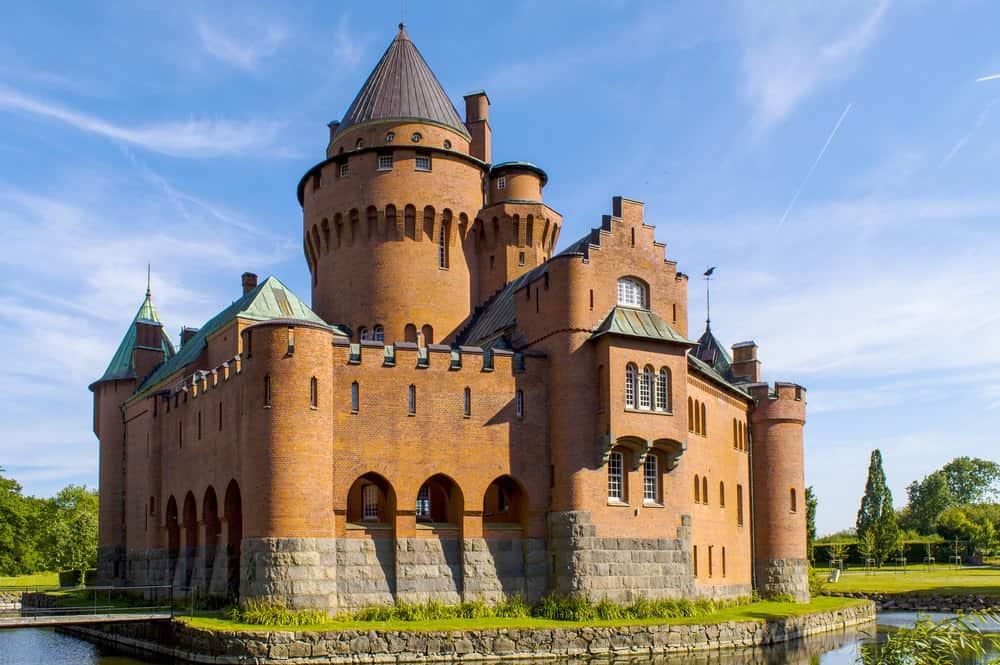 Hjularod slott