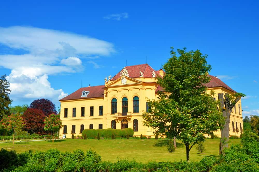 Hunting castle Eckartsau