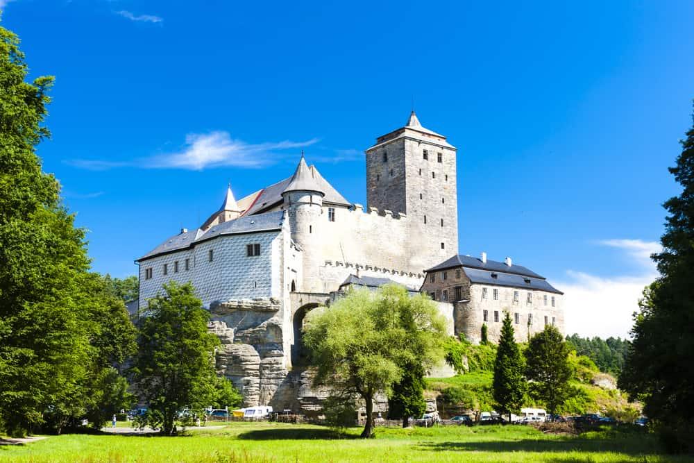 Kost Castle