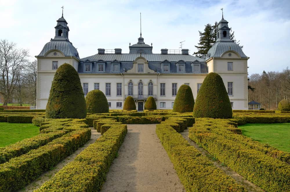 Kronovalls castle