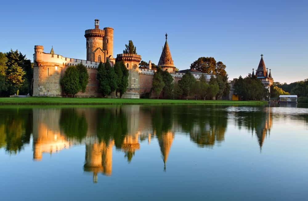 Laxenburg Water Castle