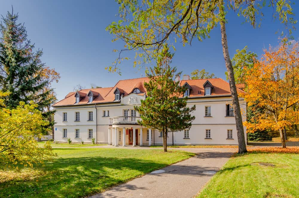 Manor house Zarybie