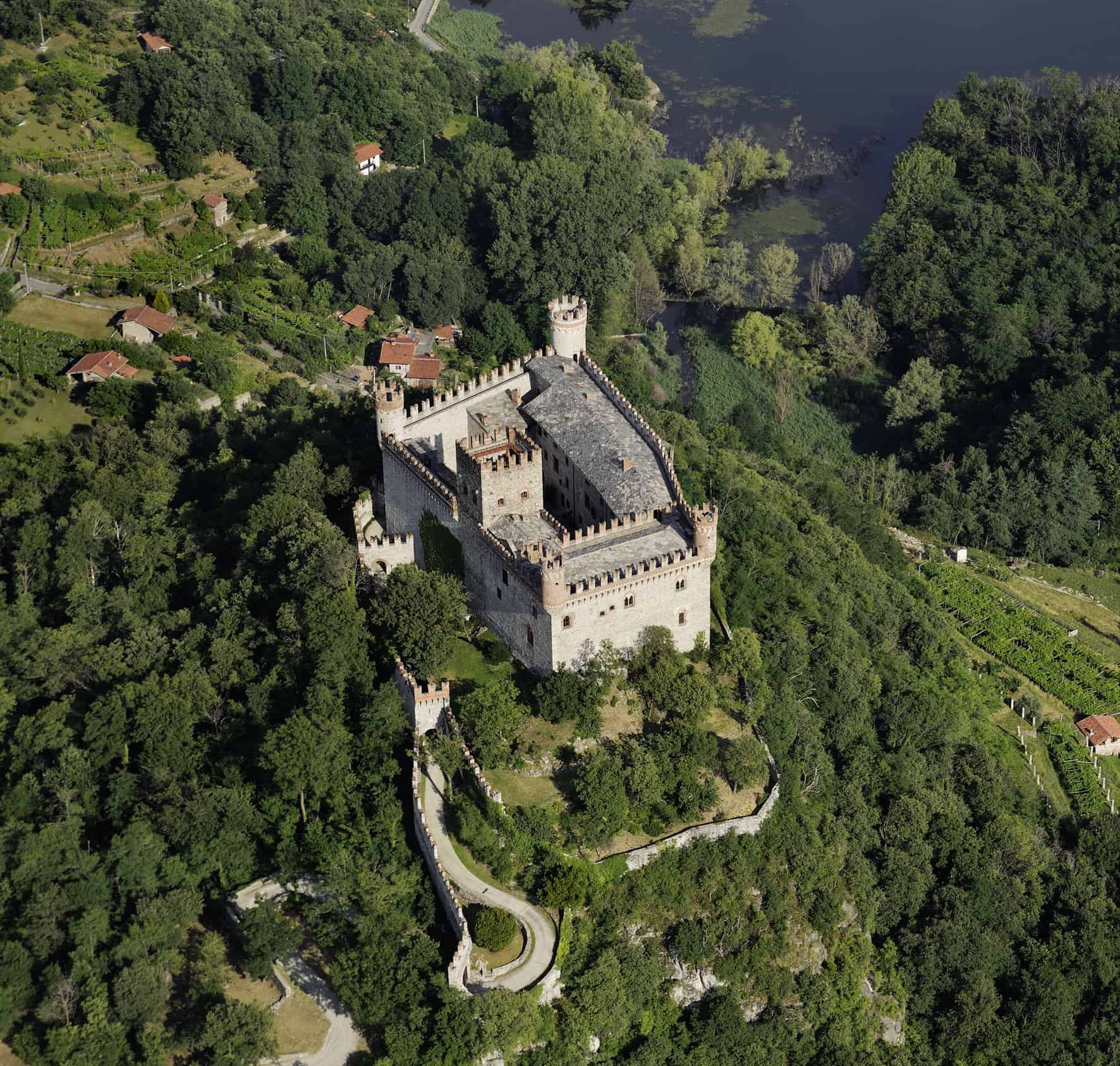 Montalto Dora castle