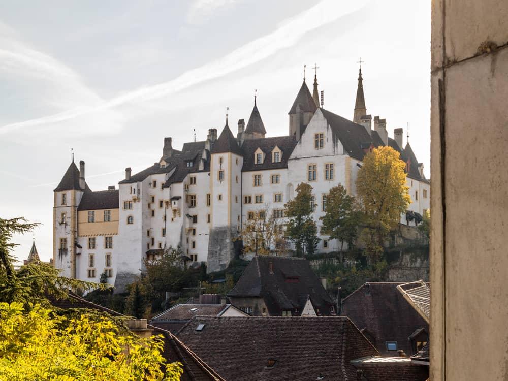 Neuchatel castle