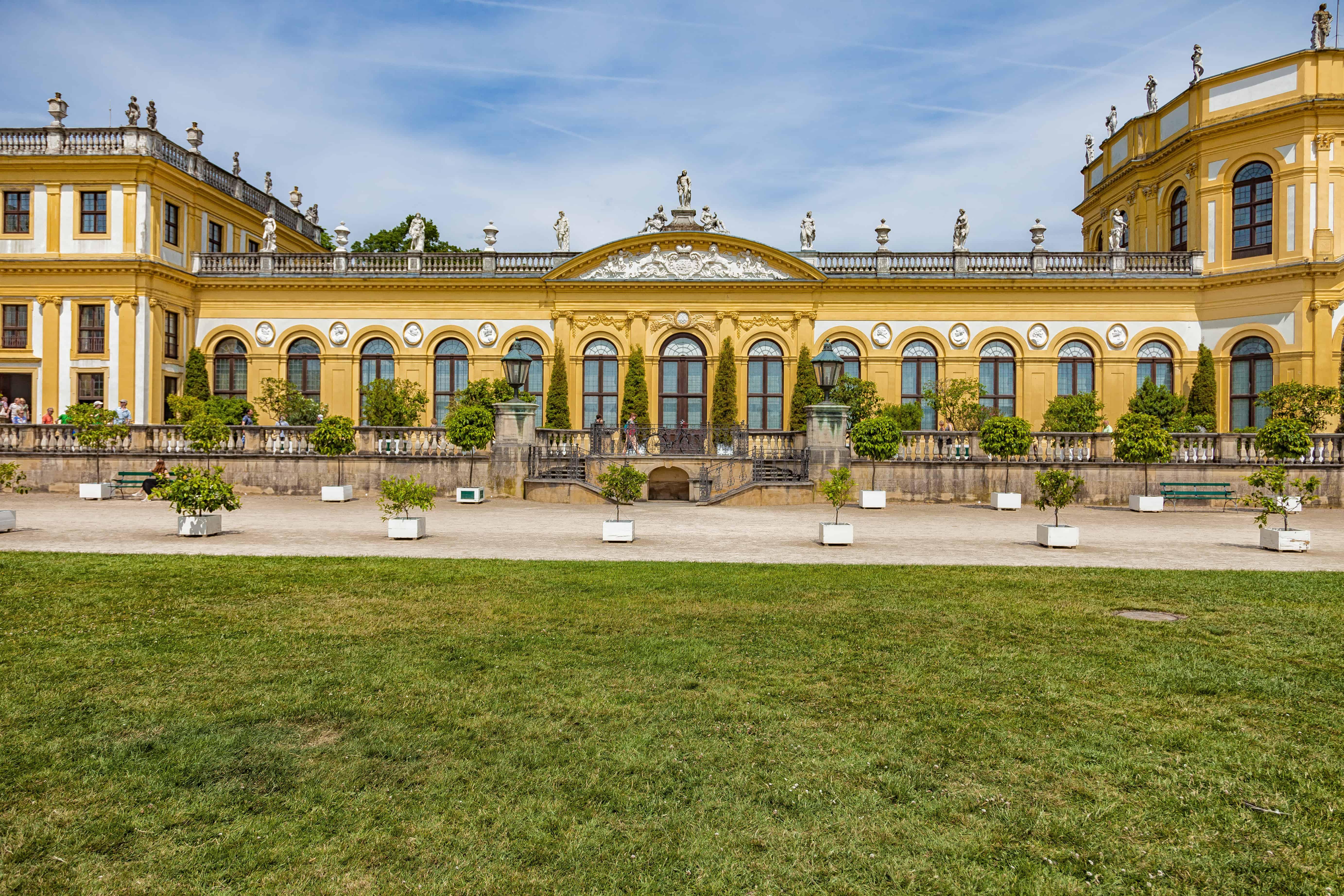 Orangerie Castle