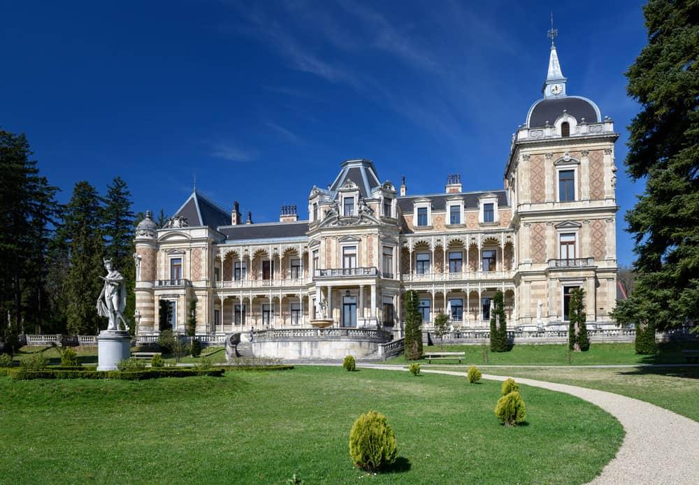Palace Hermesvilla