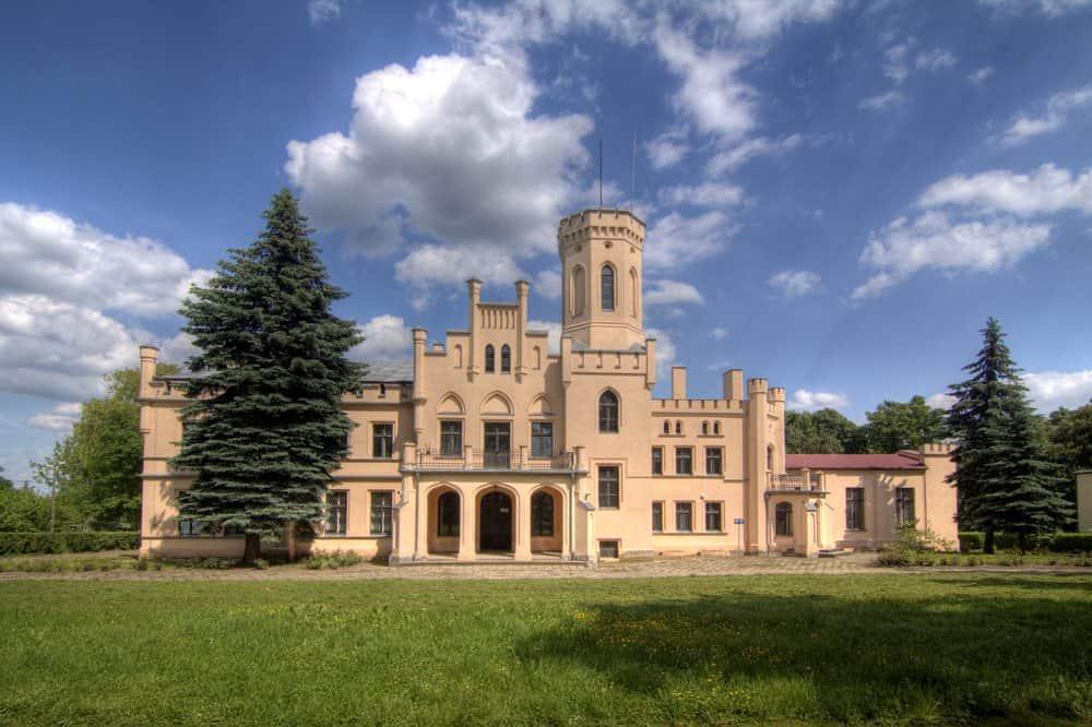 Palace in Kazmierz