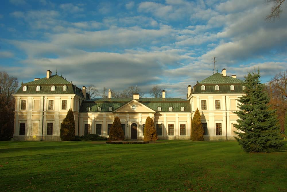 Palace in Sieniawa