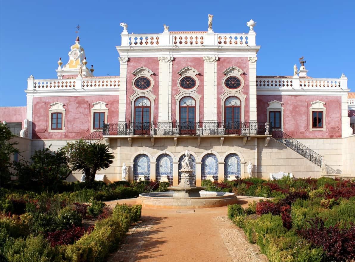 Palace of Estoi
