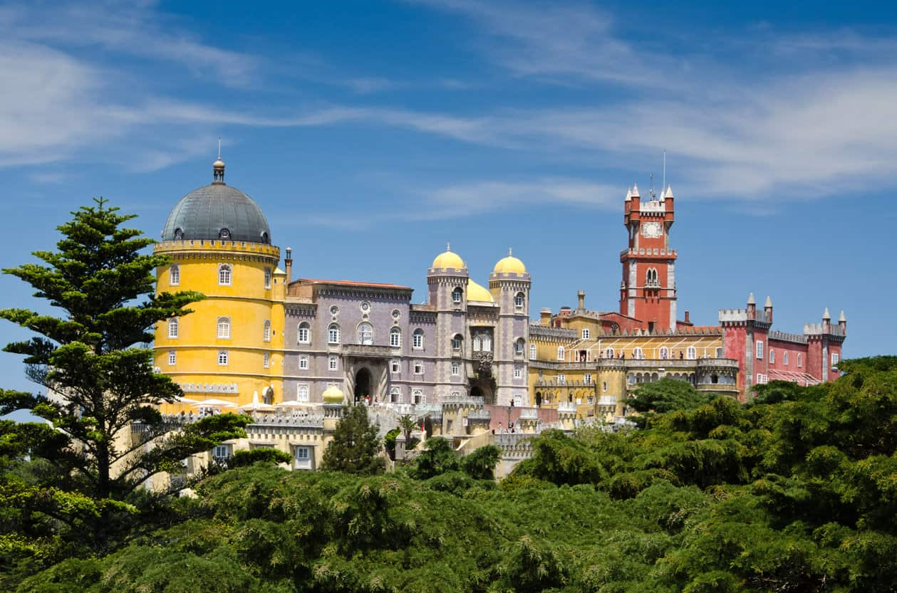 Pena Palace, Sintra - Portugal
