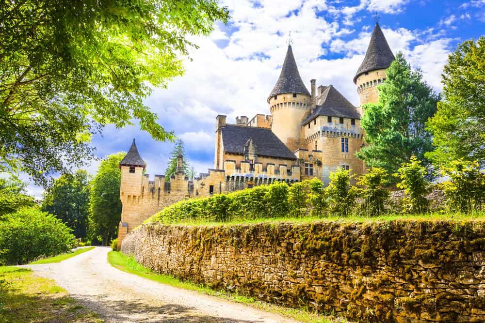 Puimartin Castle