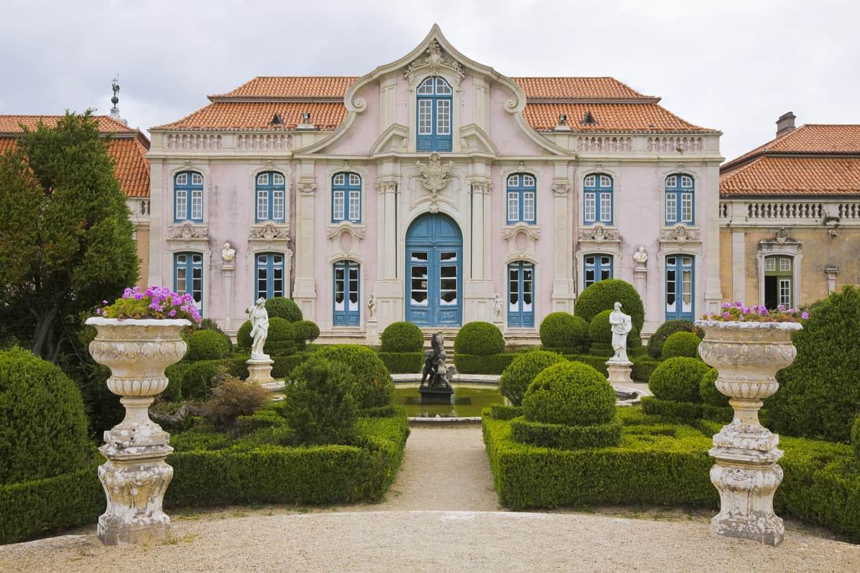 Queluz National Palace, Portugal