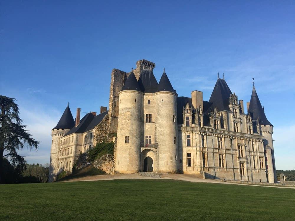 Rochefoucauld castle