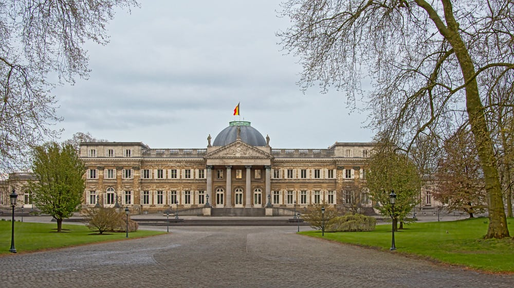 Royal Palace of Laeken