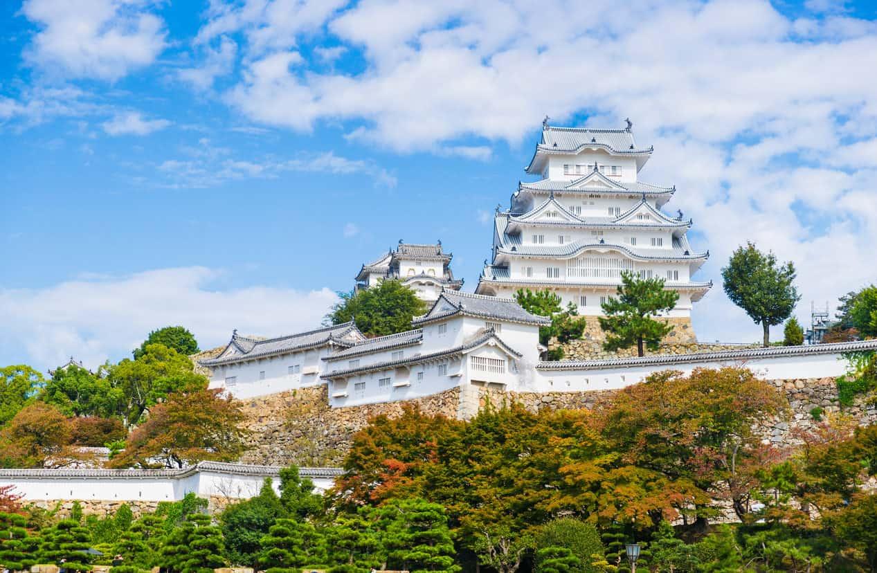 Samurai Himeji Castle