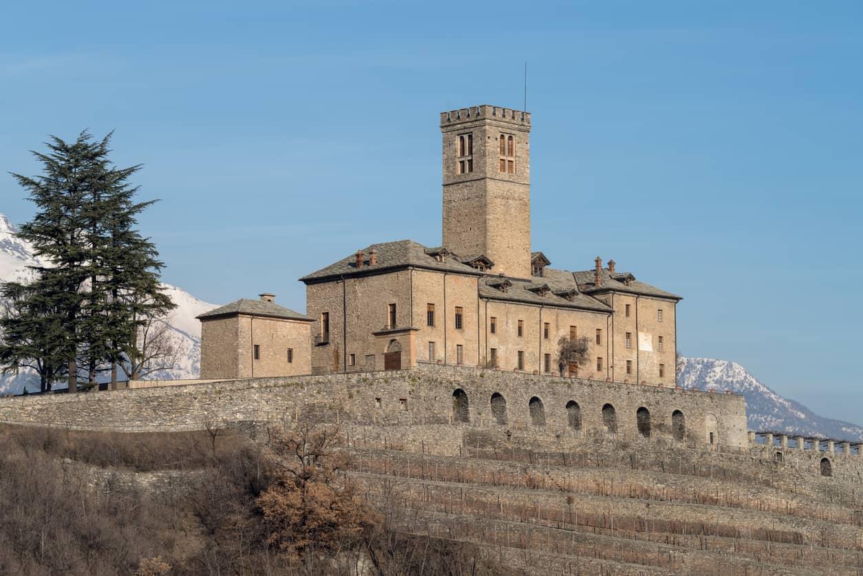Sarre castle
