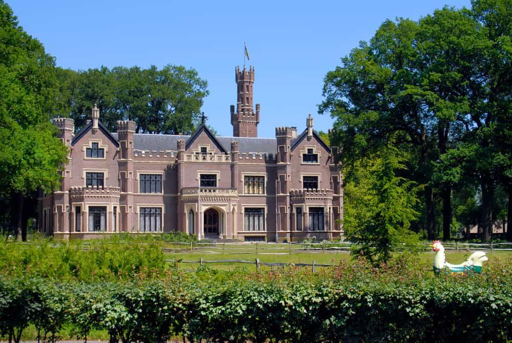 Schaffelaar castle