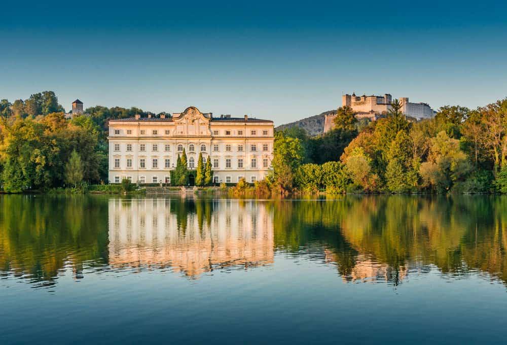 Schloss Leopoldskron palace