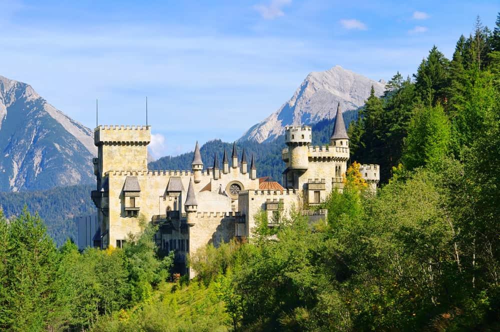 Seefeld castle