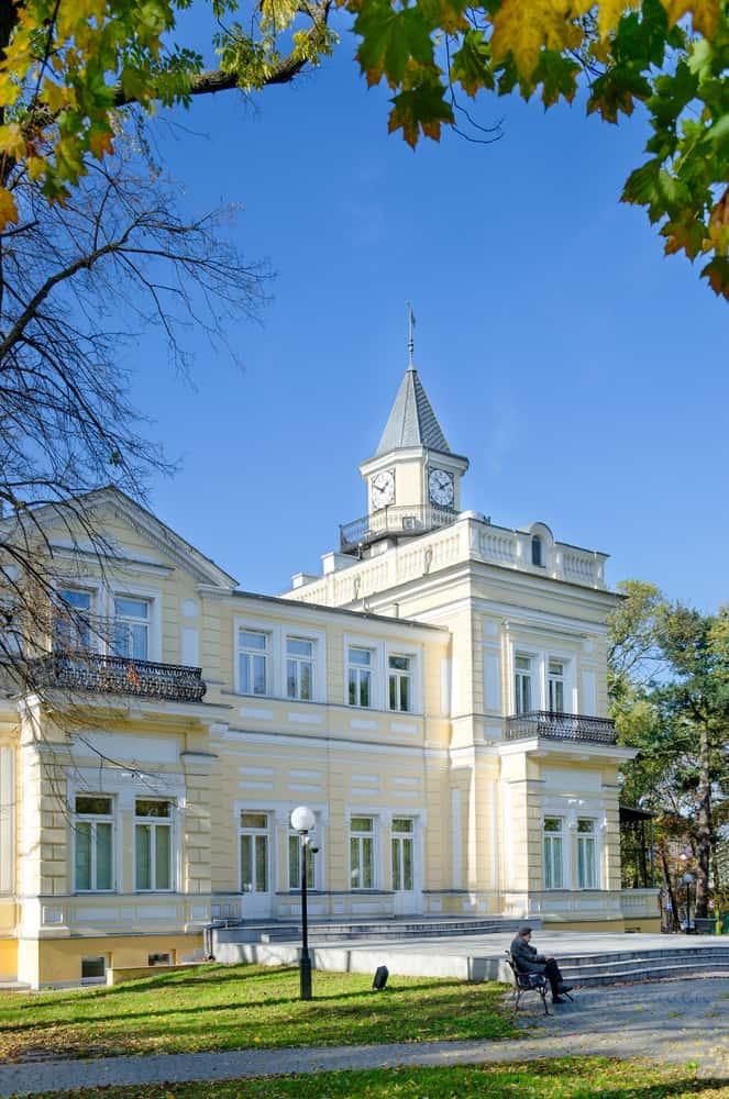 Sokol palace