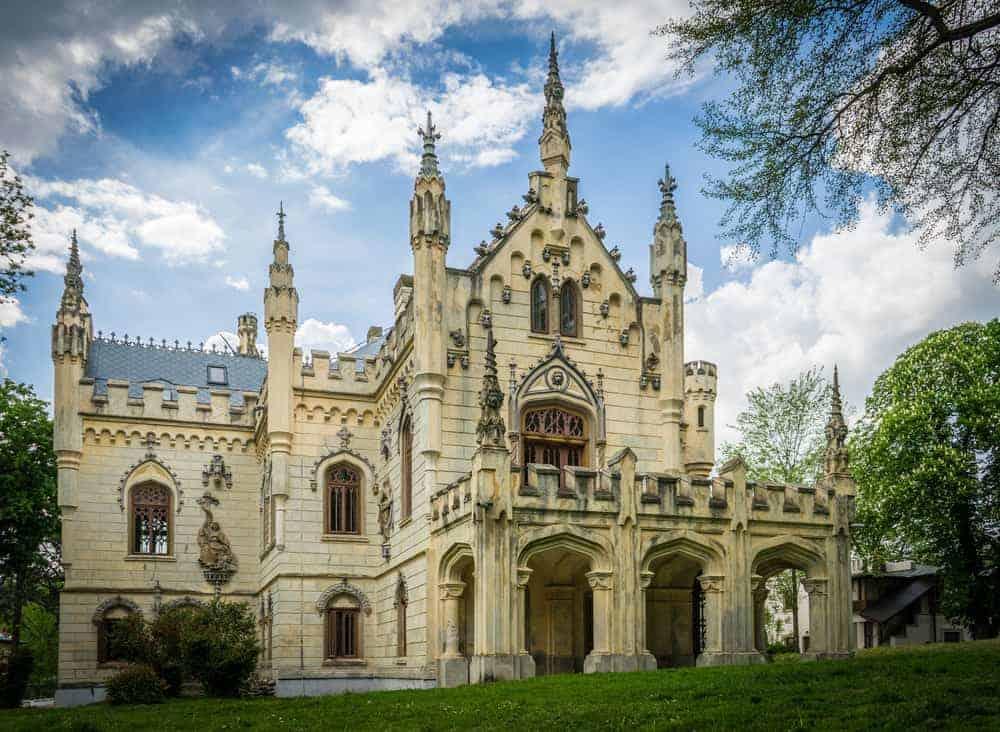 Sturdza Castle