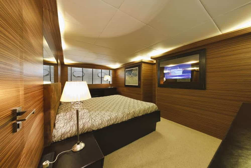 Tecnomar Velvet 100 foot luxury yacht