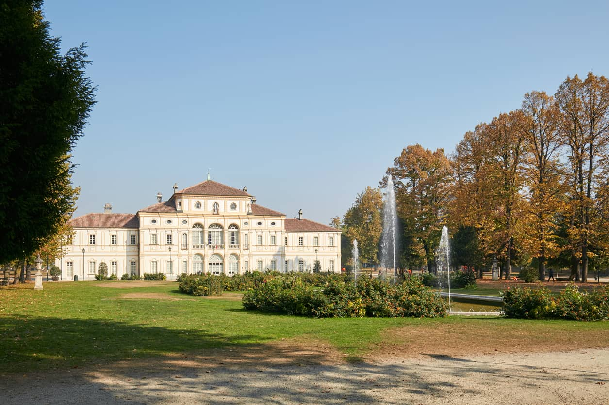 Tesoriera villa